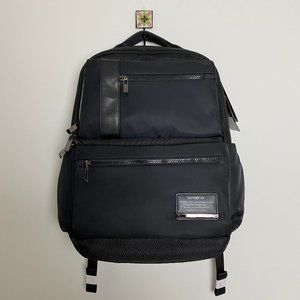 "Samsonite Openroad Black 15.6"" Laptop Backpack"